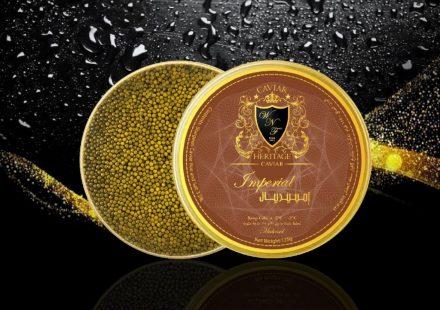 imperial caviar heritage online best caviar in dubai Khaviar كافيار