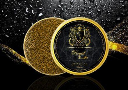 royal caviar heritage online best caviar in dubai Khaviar كافيار