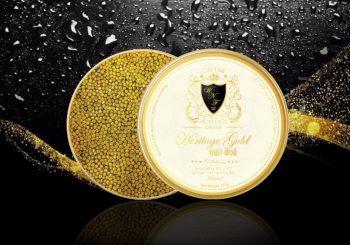 caviar in dubai caviar heritage gold
