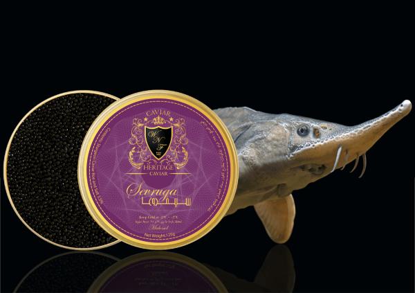caviar sevruga online in dubai