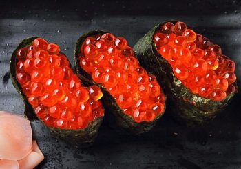 best caviar in dubai king salmon roe