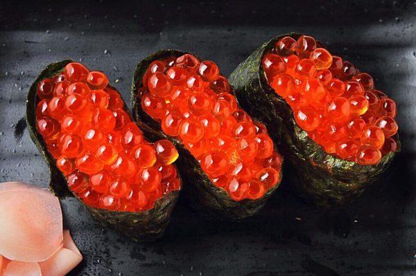 best caviar in dubai king salmon roe