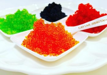 tobiko in dubai from caviar heritage