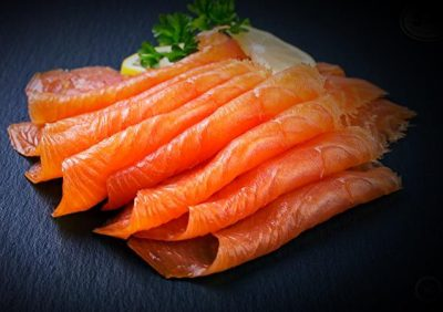 Smoked Salmon Pre-sliced D Cut