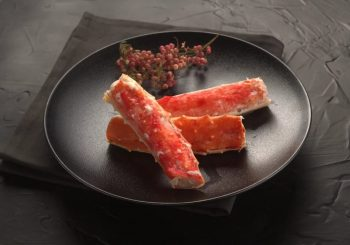 Kamchatka Red King Crab Cooked Merus Meat frozen